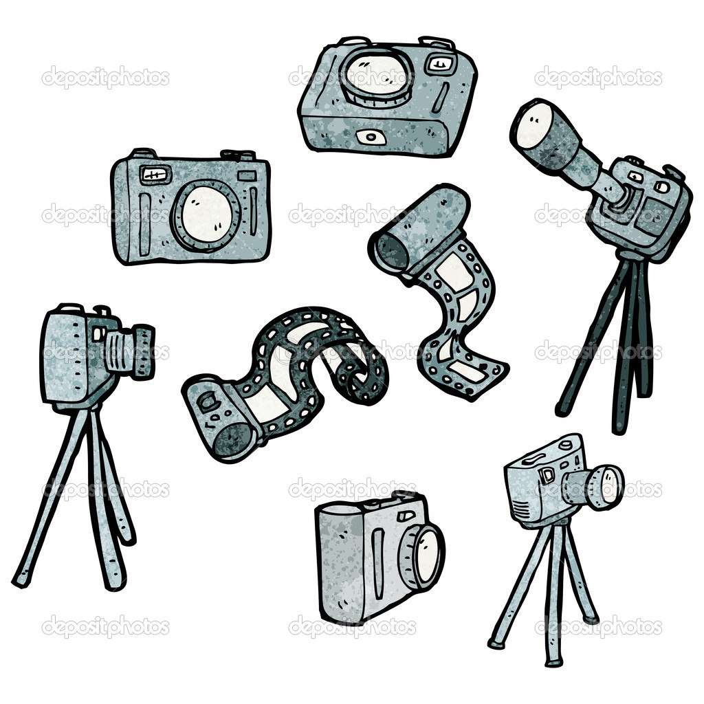 94  Photography Equipment Clipart - Street Photography Clipart ... for Camera Equipment Clipart  56bof