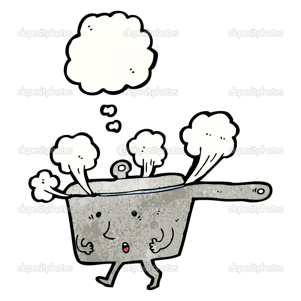 Cuire la vapeur de pan image vectorielle for Cuire a la vapeur