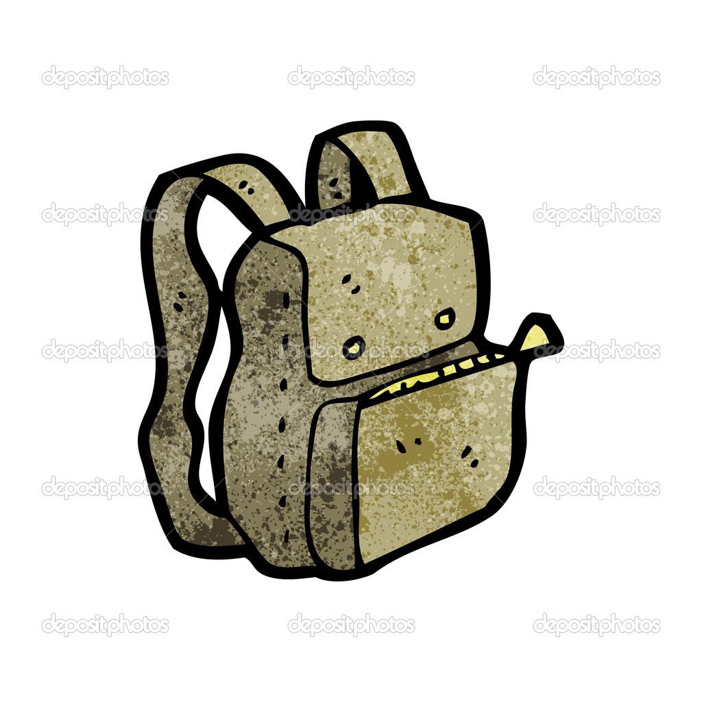 cf9082b734 ruksak — Stock Vektor © lineartestpilot  21401607