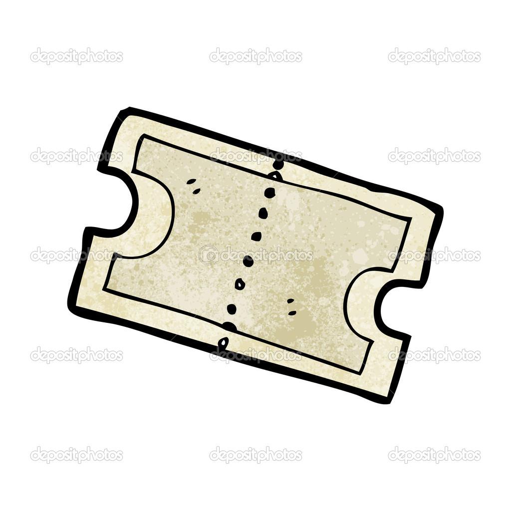 Kinokarte — Stockvektor © lineartestpilot #21405447
