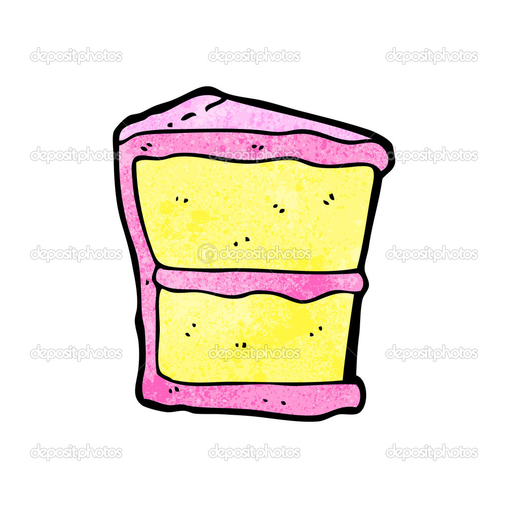 Draw Cake Slice