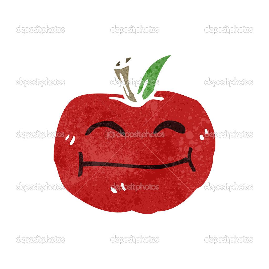 про яблоко мультфильмы