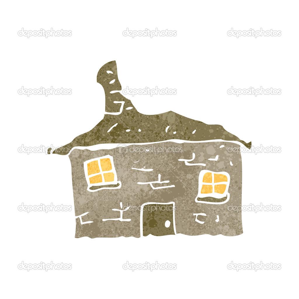 Maison Ancienne Dessin