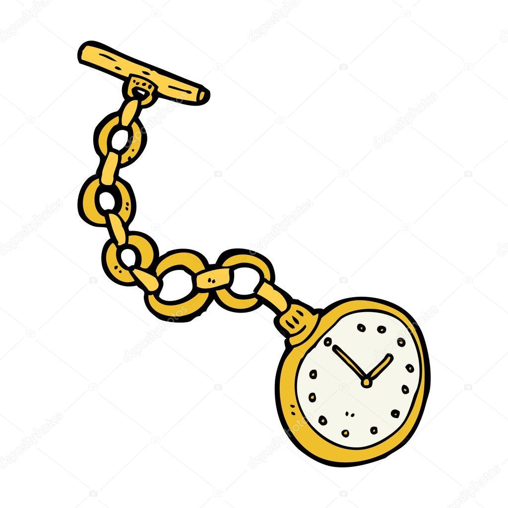 ᐈ Reloj De Bolsillo Vector De Stock Dibujos Reloj De Bolsillo Dibujo Descargar En Depositphotos
