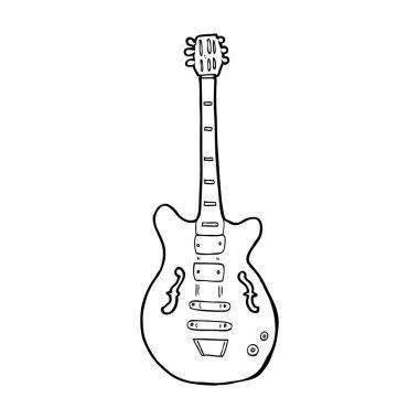Semi Acoustic Guitar Premium Vector Download For Commercial Use Format Eps Cdr Ai Svg Vector Illustration Graphic Art Design