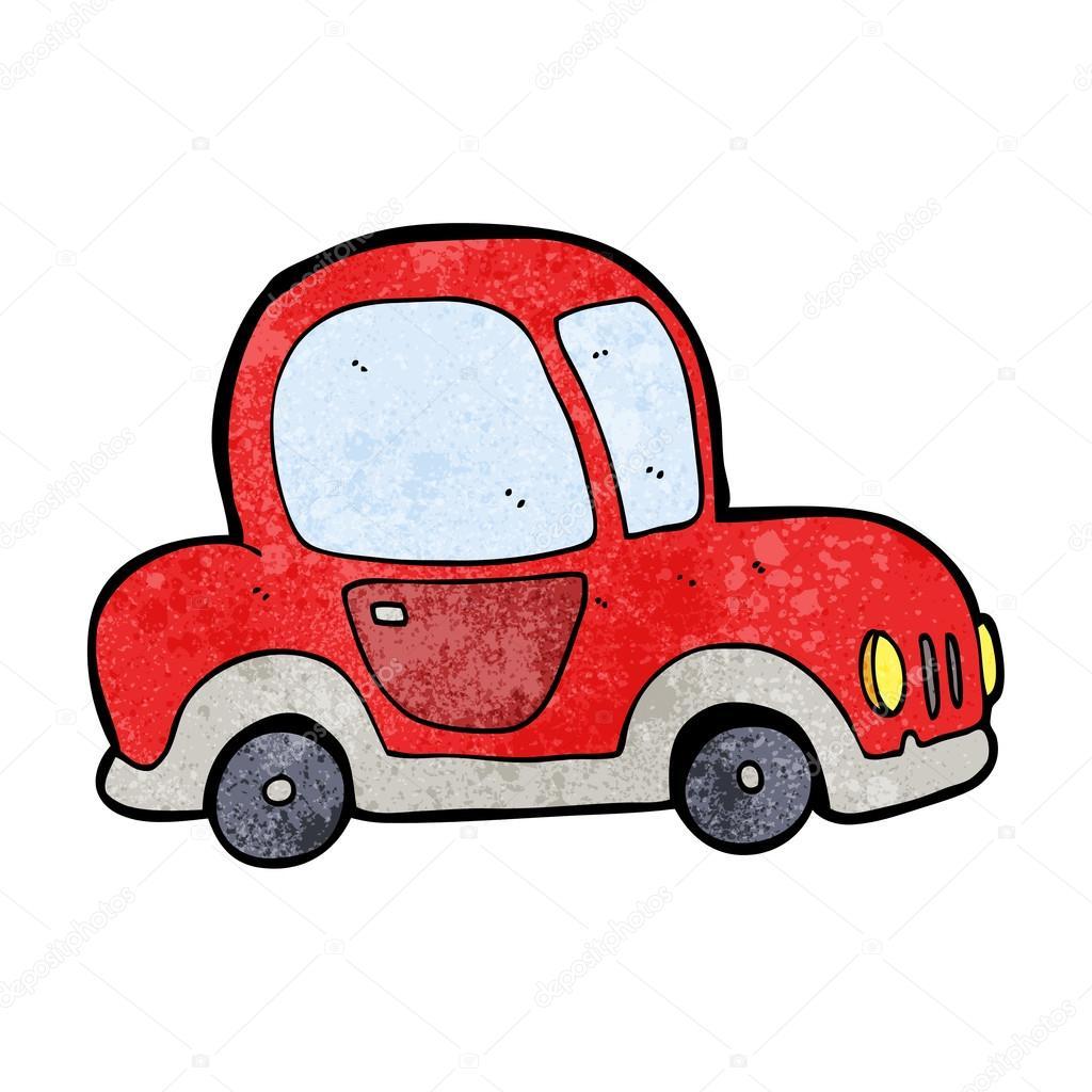 Auto di cartone animato — vettoriali stock