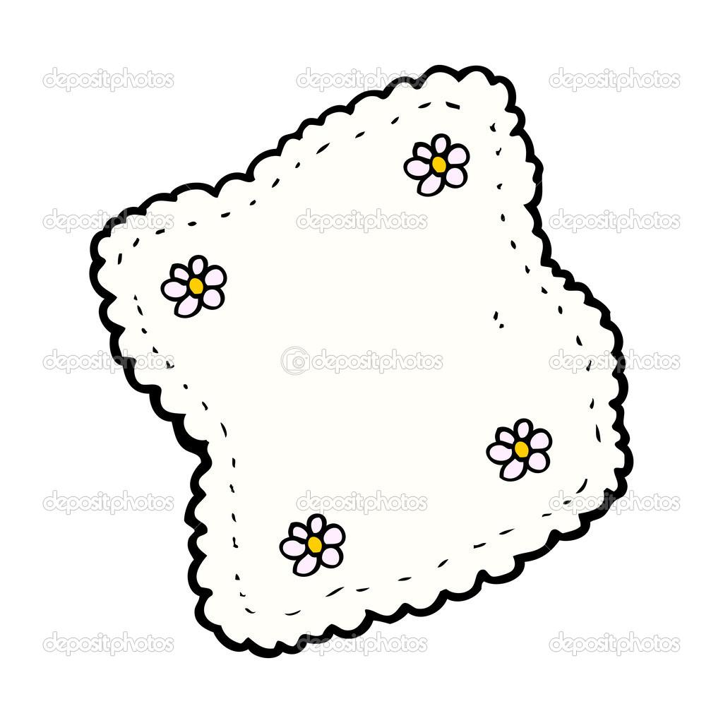 Cartoon Handkerchief Stock Vector C Lineartestpilot 46441755