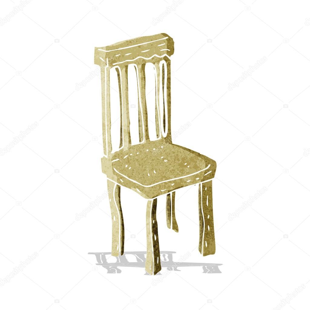 Chaise dessin anim for Comment dessiner une chaise