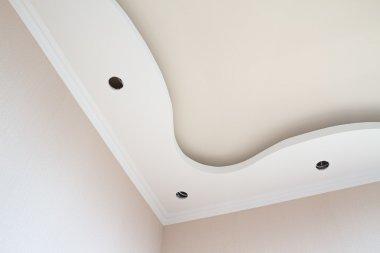 Repair. gypsum ceiling