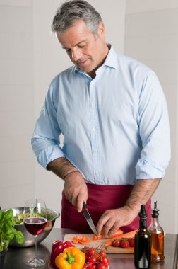 Home meal preparing