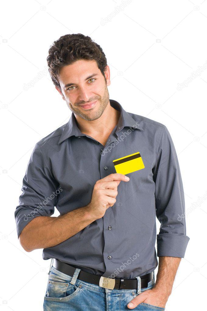 Credit card affection