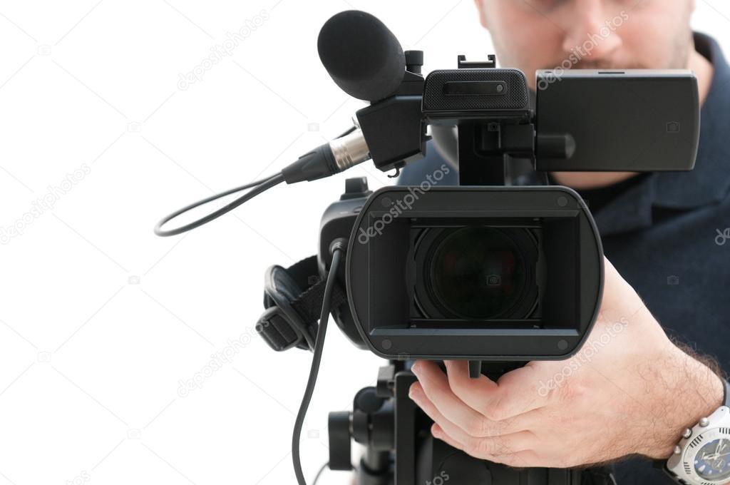 Video camera operator