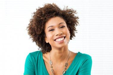Happy Smiling Girl