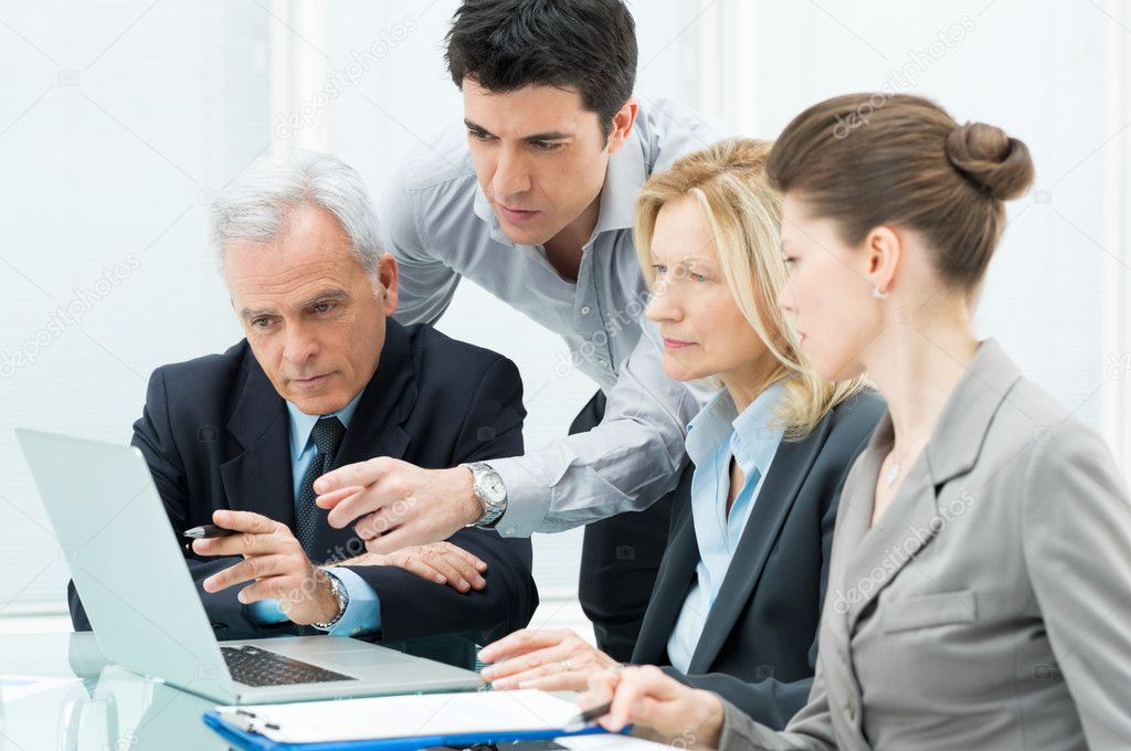 business development professionals working - HD1600×1063