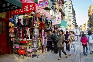China Town Scene