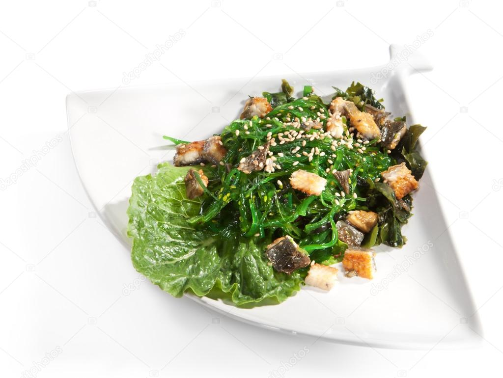 Japanische kuche algen