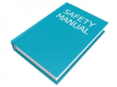 Safety manual book
