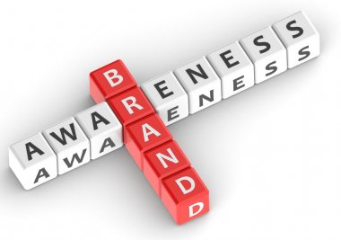 Brand awareness buzzword