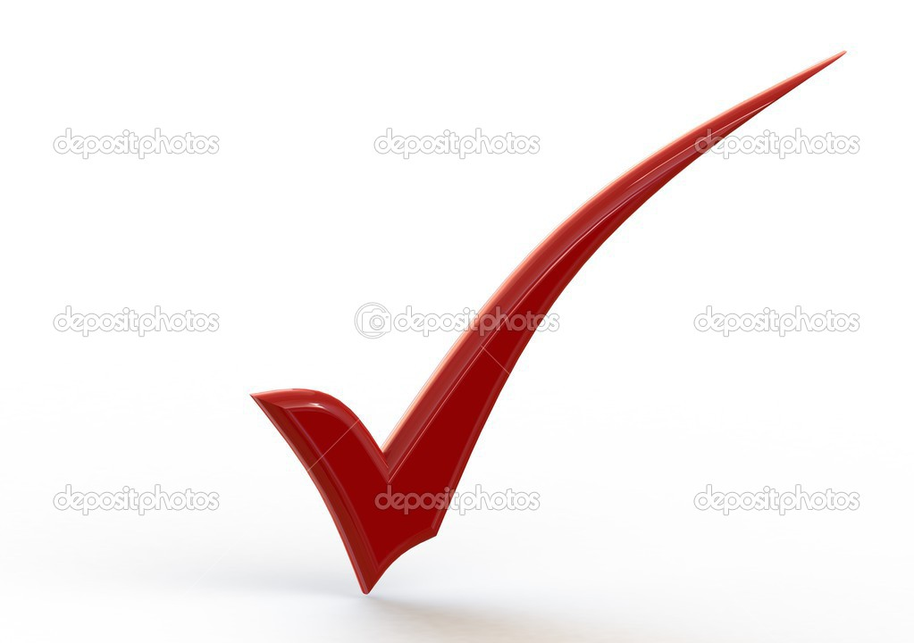 Red Tick Stock Photo Tang90246 34231213