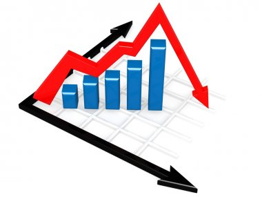 Downturn graph