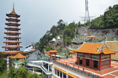 Temple in Genting