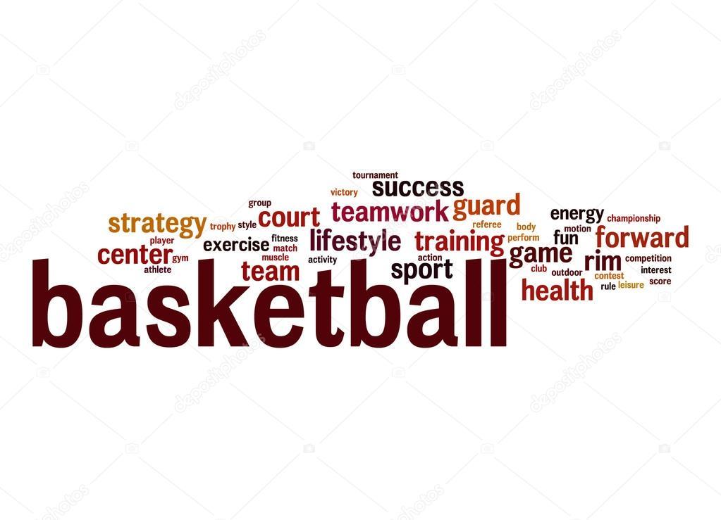 basketball word cloud stock photo tang90246 46262995