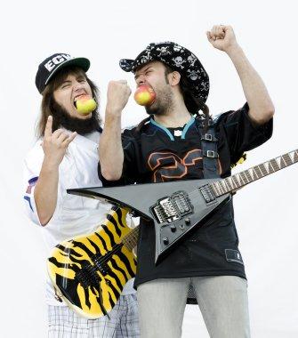 Guitar pirates