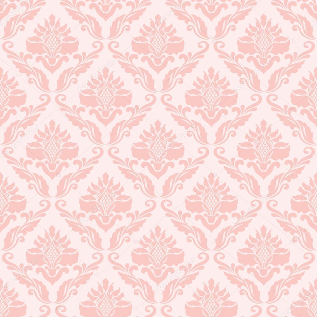 Klassische tapete in pink stockvektor irmairma 13248197 for Tapete pink