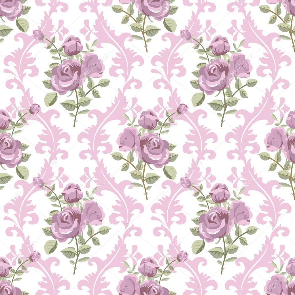 fondo de pantalla de color de rosa vector de stock irmairma 21580165. Black Bedroom Furniture Sets. Home Design Ideas