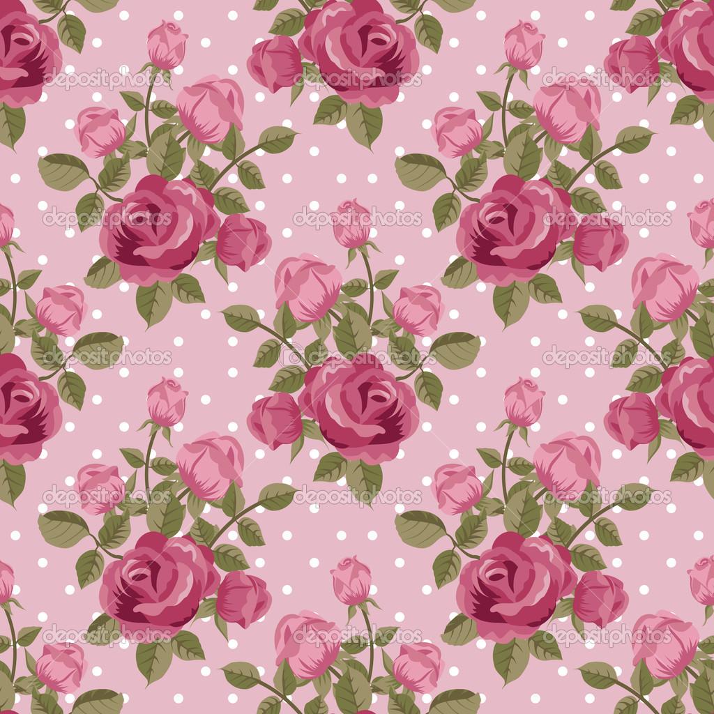Fondo De Pantalla De Color De Rosa Rosa