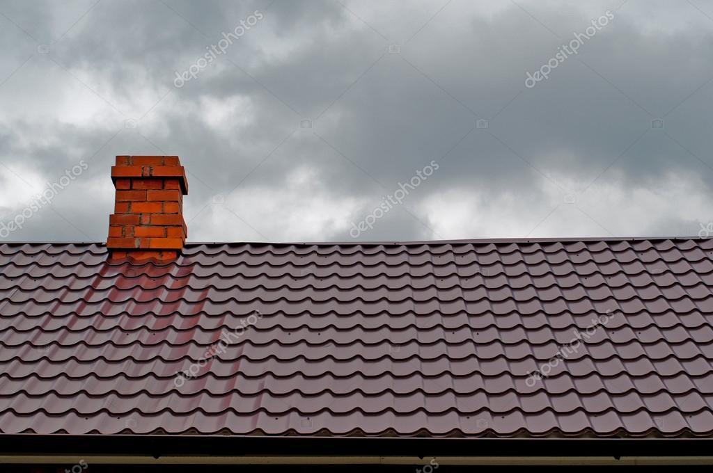 Roof with tube