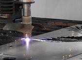 Laserové řezání kovů