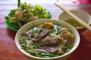 Pho Vietnamese noodle