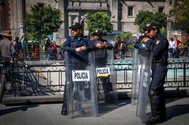 Mexican cops