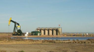 Oil Wells in North Dakota