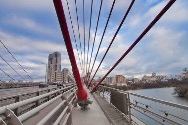 Bridge ropes