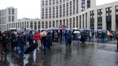 Meeting concert of Navalniy