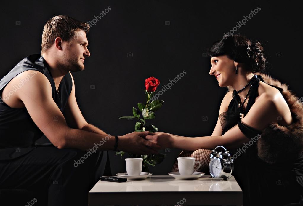 Καφέ κορίτσι ραντεβού site