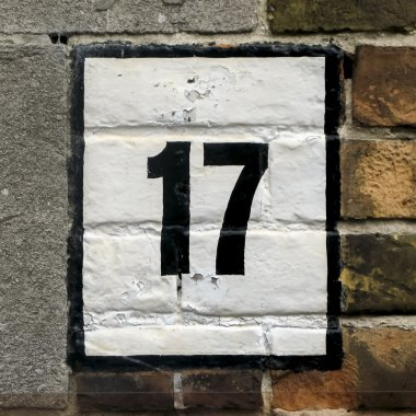 House number 17