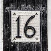 dům číslo 16