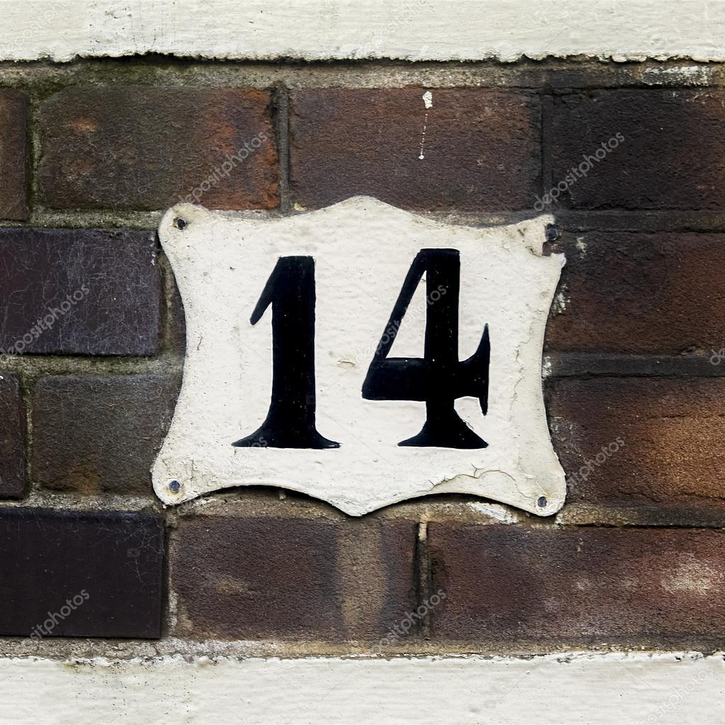 number 14  u2014 stock photo  u00a9 papparaffie  38240505