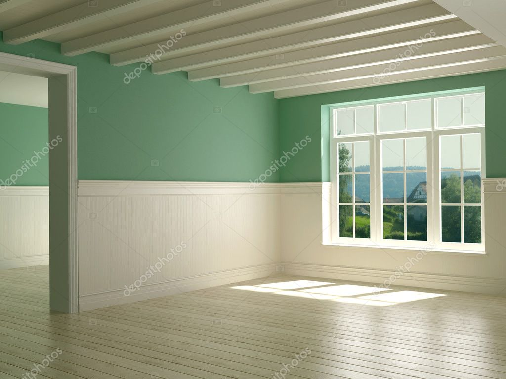 Case Stile Countryfoto : Gli interni in stile country u foto stock jzhuk