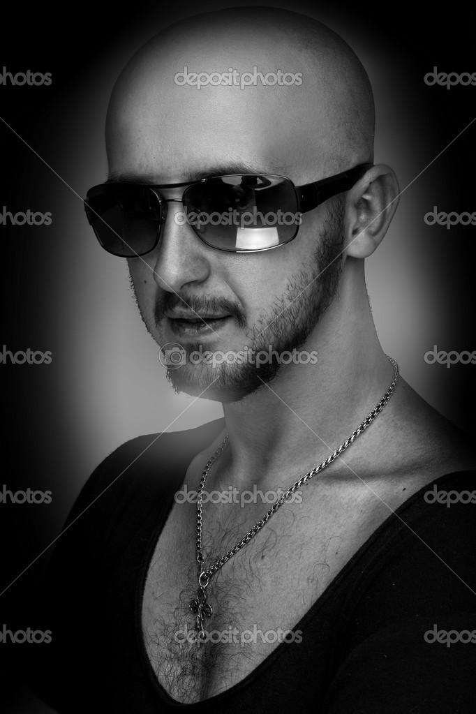 Negro Gafas Hombre Calvo Y Con SolBlanco De 8Xwkn0OP