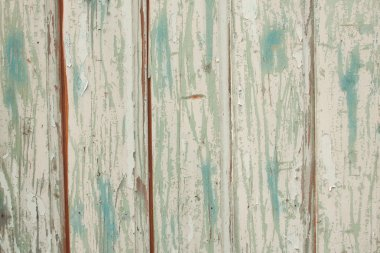 Shabby chic wooden background