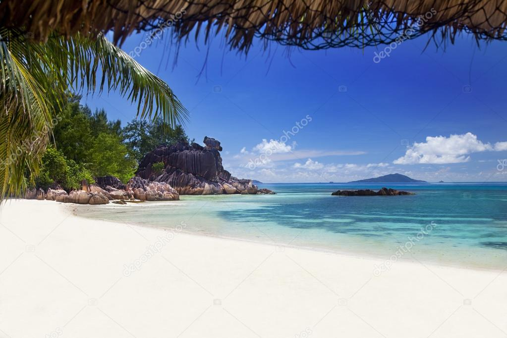 Dream Beach -Curieuse Island