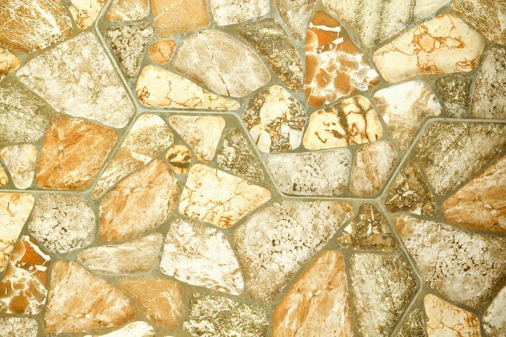 azulejos imitacin piedra textura u imagen de stock