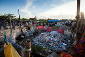 Photo Waste processing plant in Bali island
