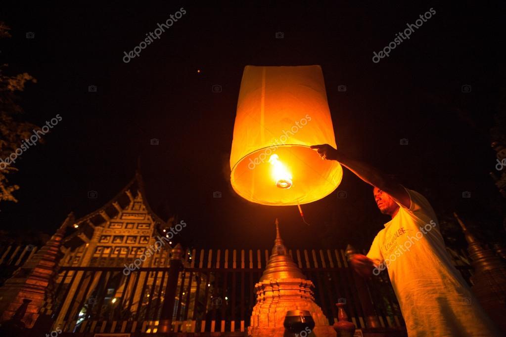 New Year celebrations in Chiangmai