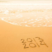 2013 - 2014 na písku