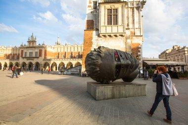 Eros Bendato in Krakow